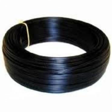 VMVL Kabel 4x1.5mm2 Zwart rol van 100meter H05Vv-F