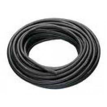 Neopreen / Rubber H07RN-F 4x2.5mm2 Zwart Ring 100meter