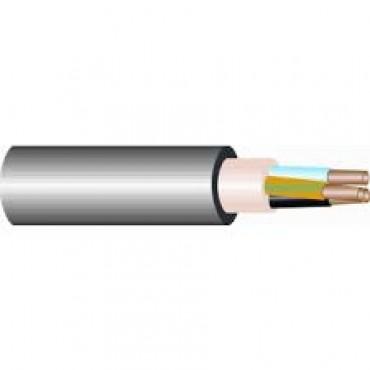 Ymvk Kabel 5x6mm2 Grijs Ring 100meter Installatiekabel