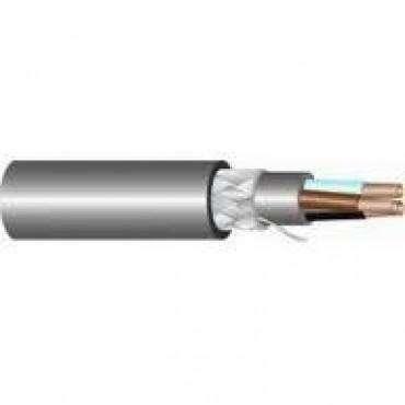 Ymvkas Kabel 5x6mm2 Grijs per meter Grondkabel met extra mantel is tevens aardedraad