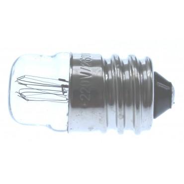 Gloeilamp Buislamp 5-7W E14 Helder 16X35mm Nachtlamp