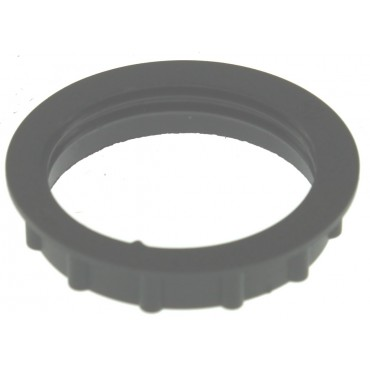 Ring Voor Lamphouder E14 Zwart Dun