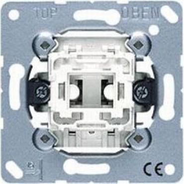Jung Basiselement Inbouw Schakelaar 2-Polig 502EU