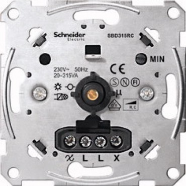 Elso Inbouw Dimmer ELG174201 20-315W Voor Gloeilampen En Dimbare Elektronische Transformatoren
