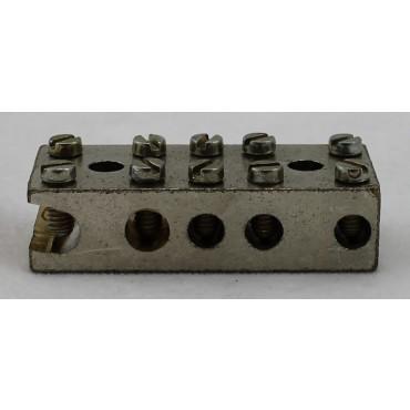 Aardklem Voor Radiator 2X25 3X6 Open H