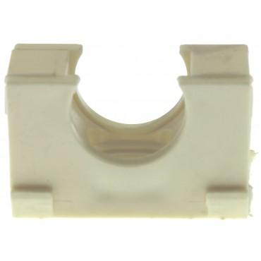 Polfix Klemblok 3/4 19mm Creme prijs per stuk 1196900836