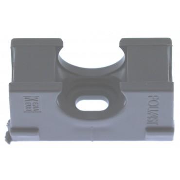 Polfix Klemblok 5/8 16mm Grijs prijs per stuk 1196900832