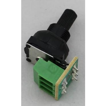 Relco Inbouw Potmeter 470 Kohm Met Aansluitblok Ps1