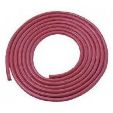 Siliconen Hittebestendig 3x1.5mm2 Rood Ring 100meter